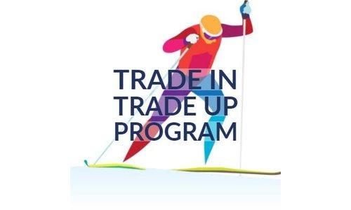 High School/Junior Trade In-Trade Up Program