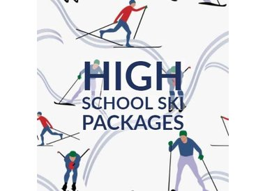 High School Ski Packages