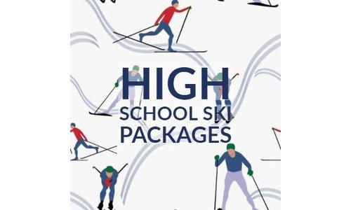 High School Ski Packages