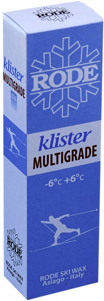 Rode Rode Multigrade Klister 60g