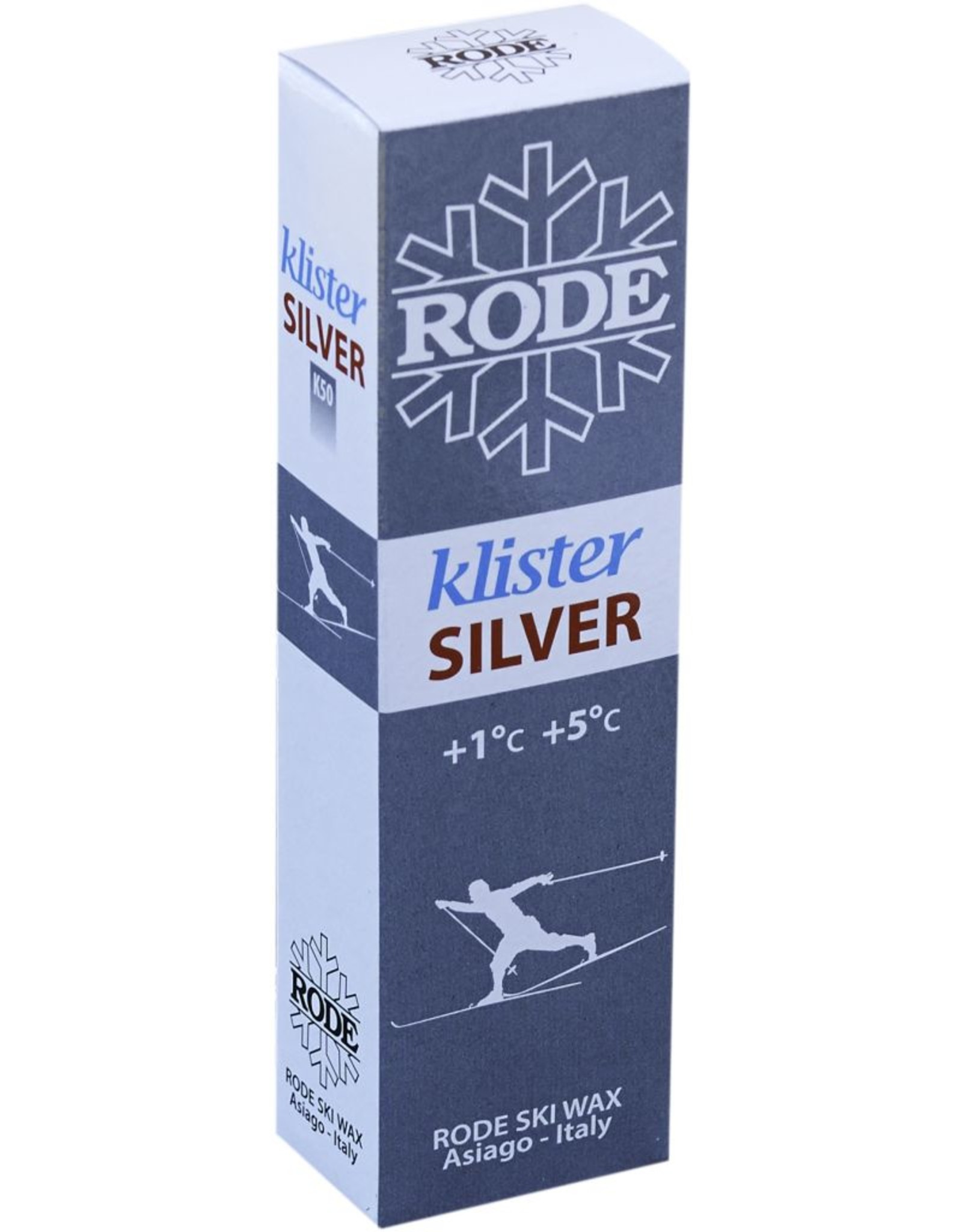 Rode Silver Klister 60g
