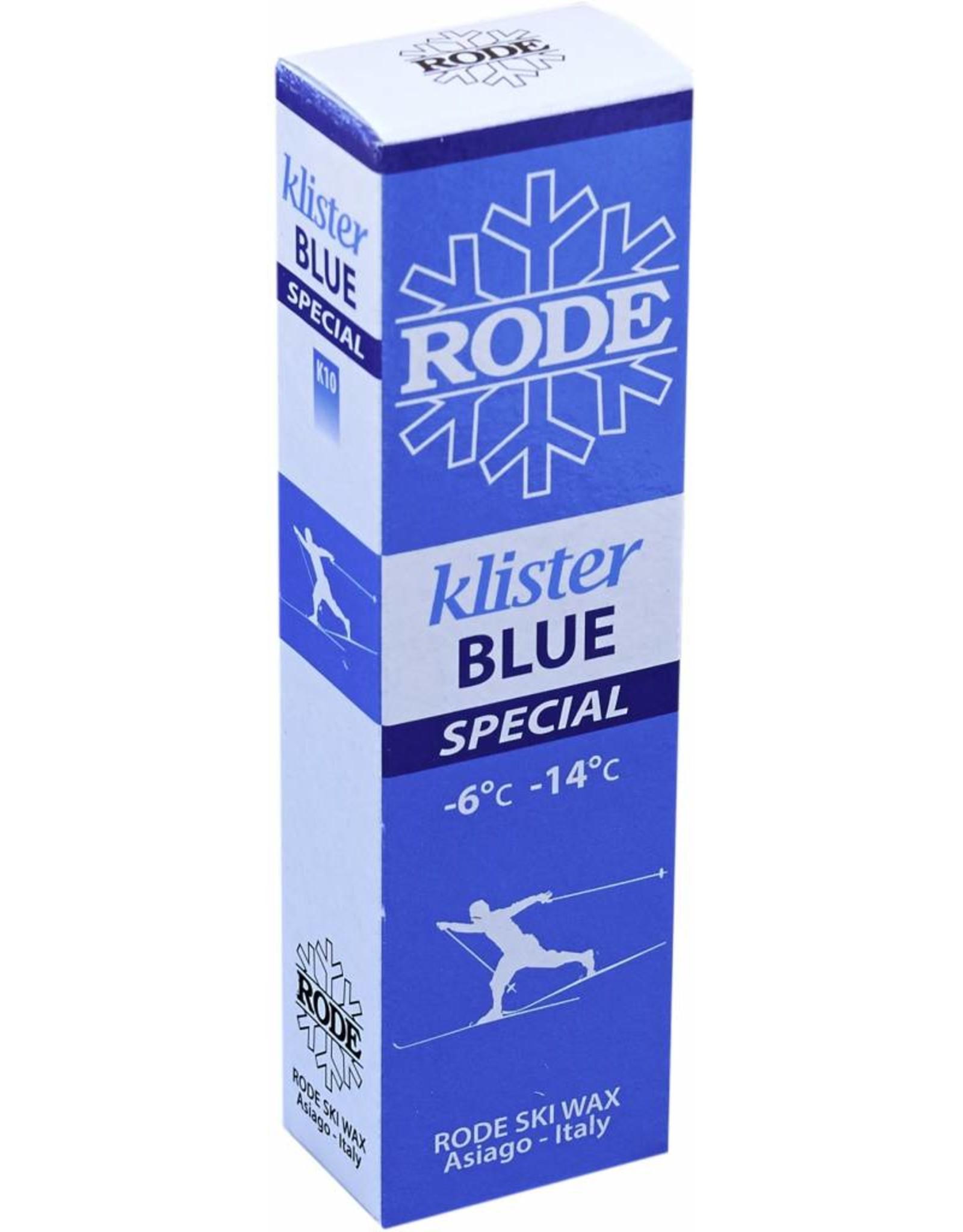 Rode Rode Blue Special Klister 60g