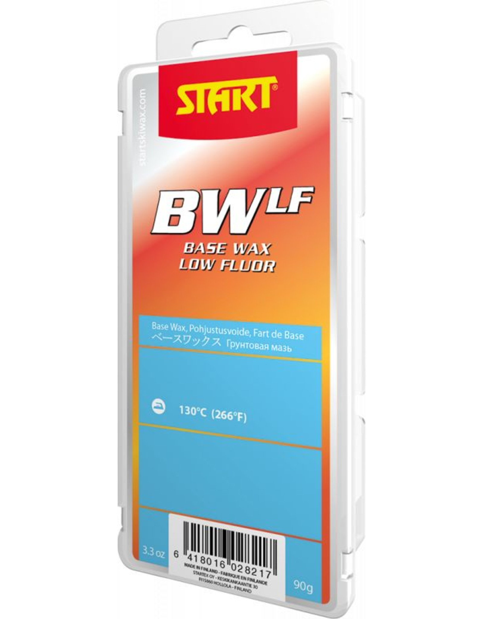 Start BWLF Fluorinated Base Wax 180g