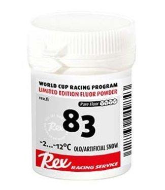 Rex Fluoro Powder 83 30g