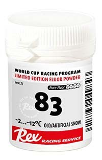 Rex Rex Fluoro Powder 83 30g