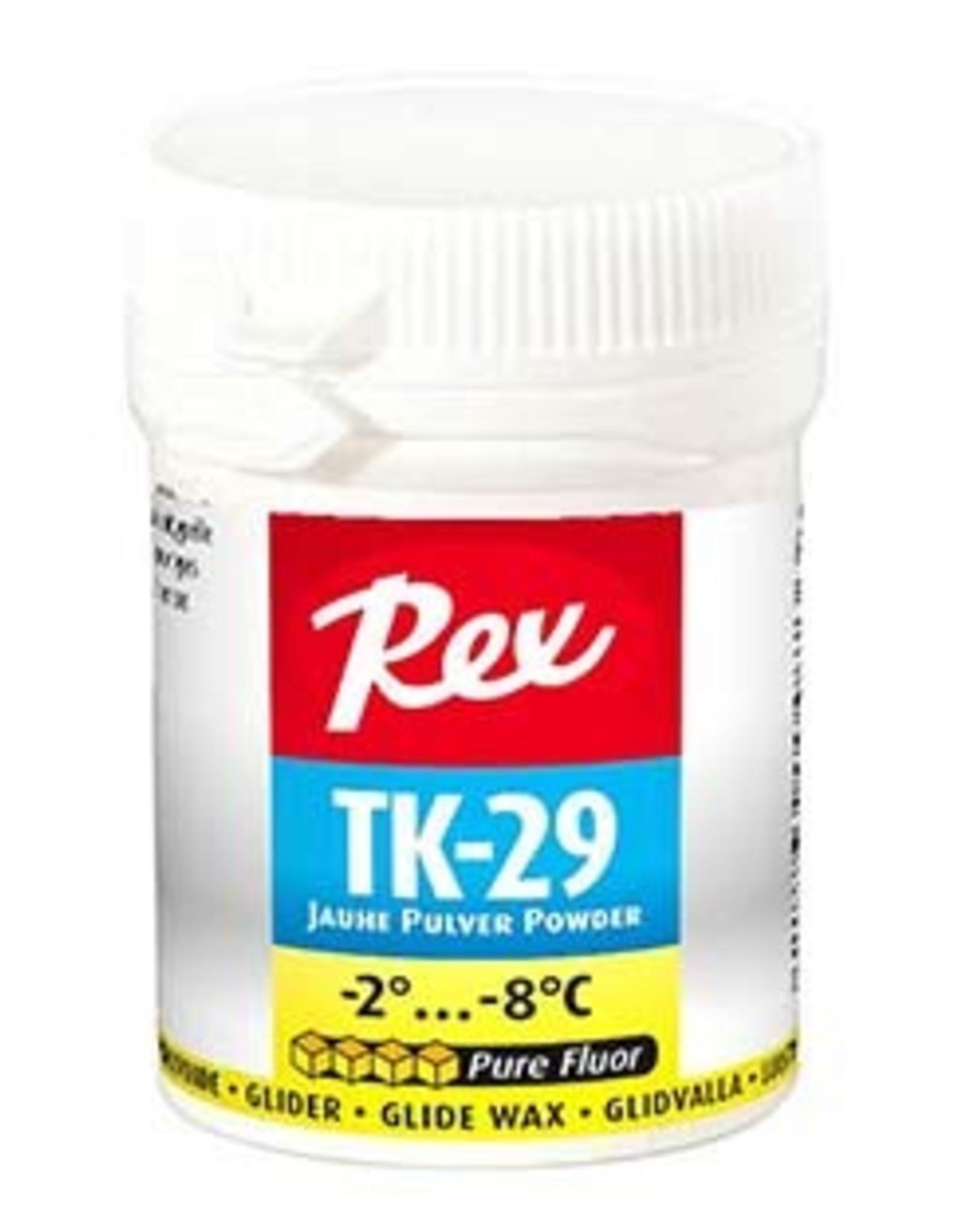 Rex TK-29 Fluoro Powder 30g