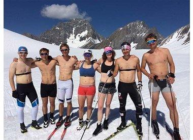 Haig Glacier Trip 2018