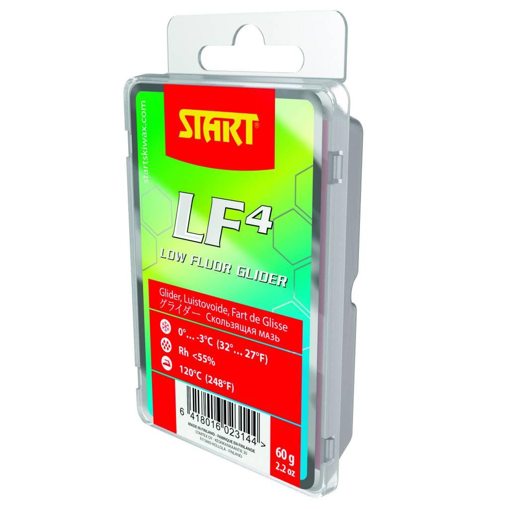 Start Low Fluor Glider LF4 Red 60g