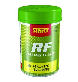 Start Racing Fluor Yellow Kick Wax 45g