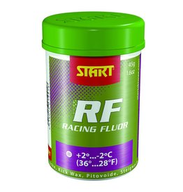 Start Racing Fluor Purple Kick Wax 45g