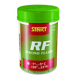 Start Racing Fluor Red Kick Wax 45g