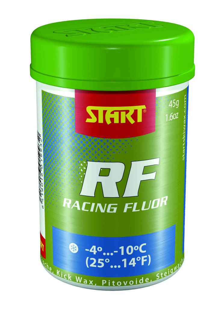 Start Racing Fluor Blue Kick Wax 45g