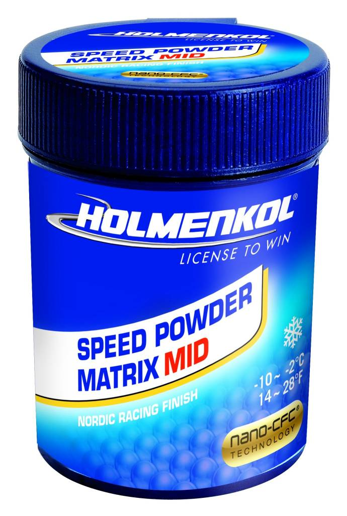 Holmenkol Holmenkol Speed Powder Matrix Mid 30g