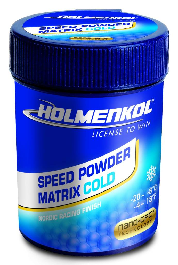 Holmenkol Holmenkol Speed Powder Matrix Cold 30g