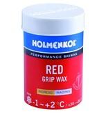 Holmenkol Holmenkol Grip Wax Red 45g