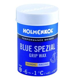 Holmenkol Holmenkol Grip Wax Blue Spezial 45g