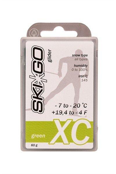 SkiGo SkiGo XC Green 60g