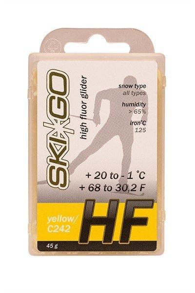 SkiGo SkiGo HF Yellow 45g