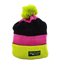 BeFAST BeFAST Striped Knit Hat