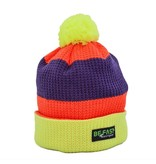 BeFAST Striped Knit Hat