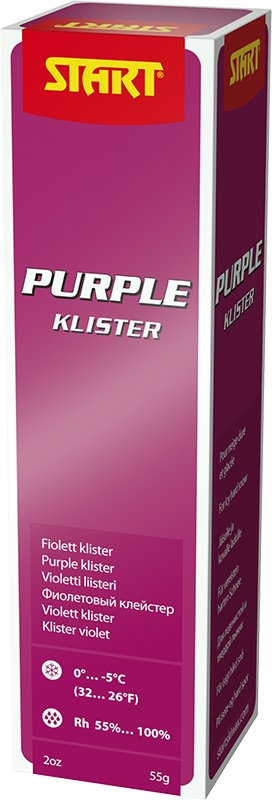 Start Start Purple Klister 55g