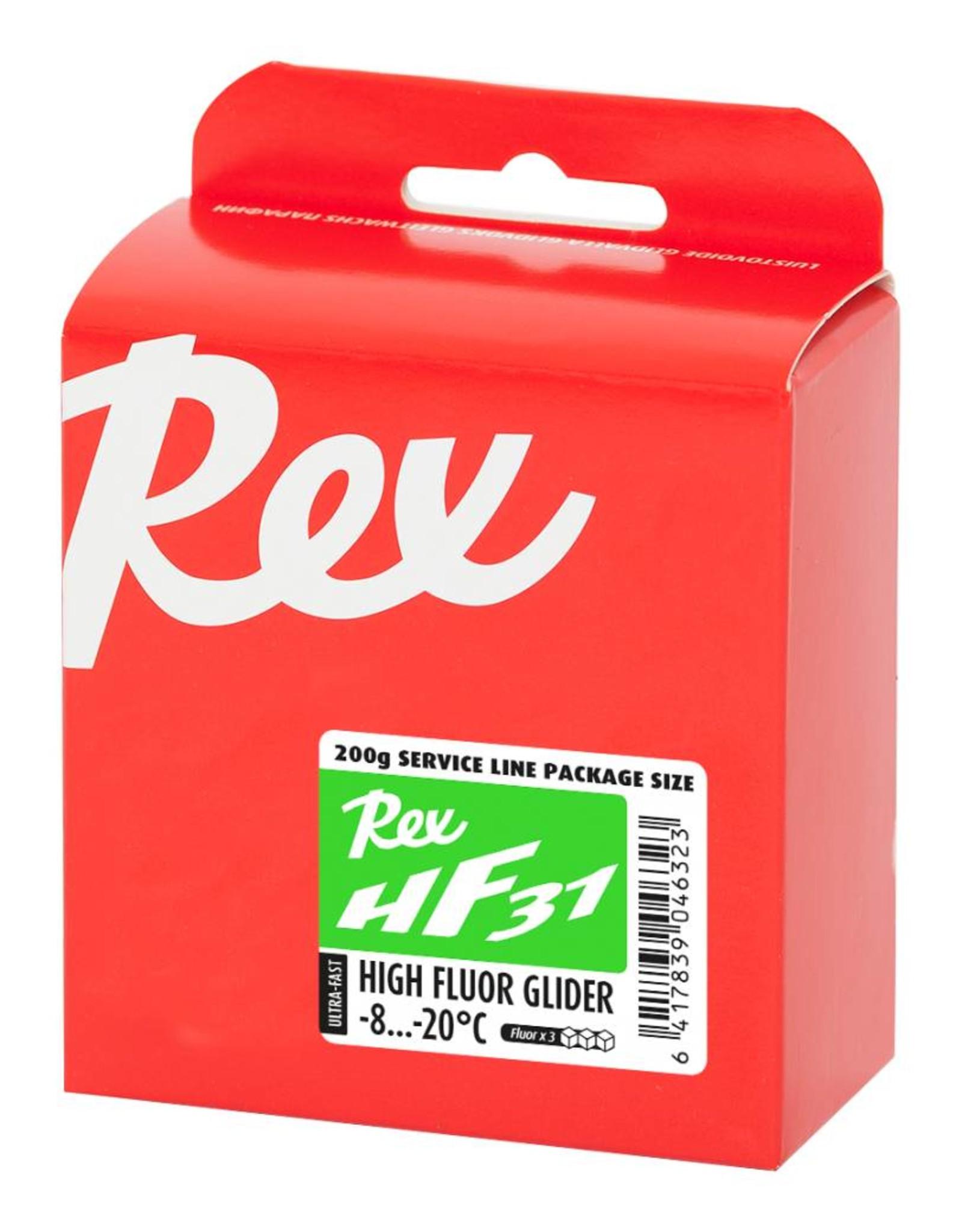 Rex HF31 Green 200g