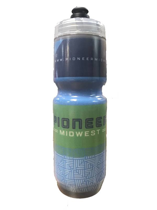 Pioneer Midwest Pioneer Midwest Insulated Water Bottle