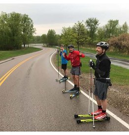 Pioneer Midwest Technique and Fitness Clinic: 6/3/18, 3:30 pm at Baker Park
