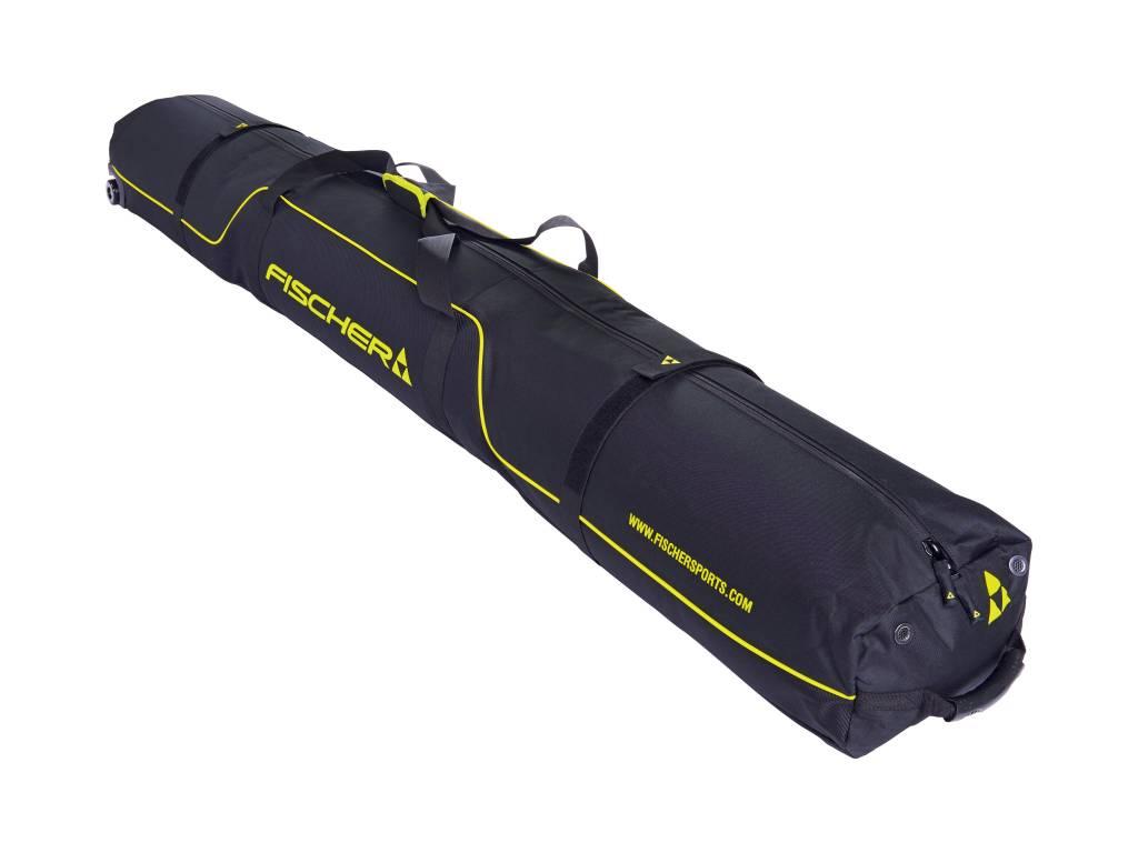 Fischer XC Ski Bag Performance 5 Pair w/ Wheels