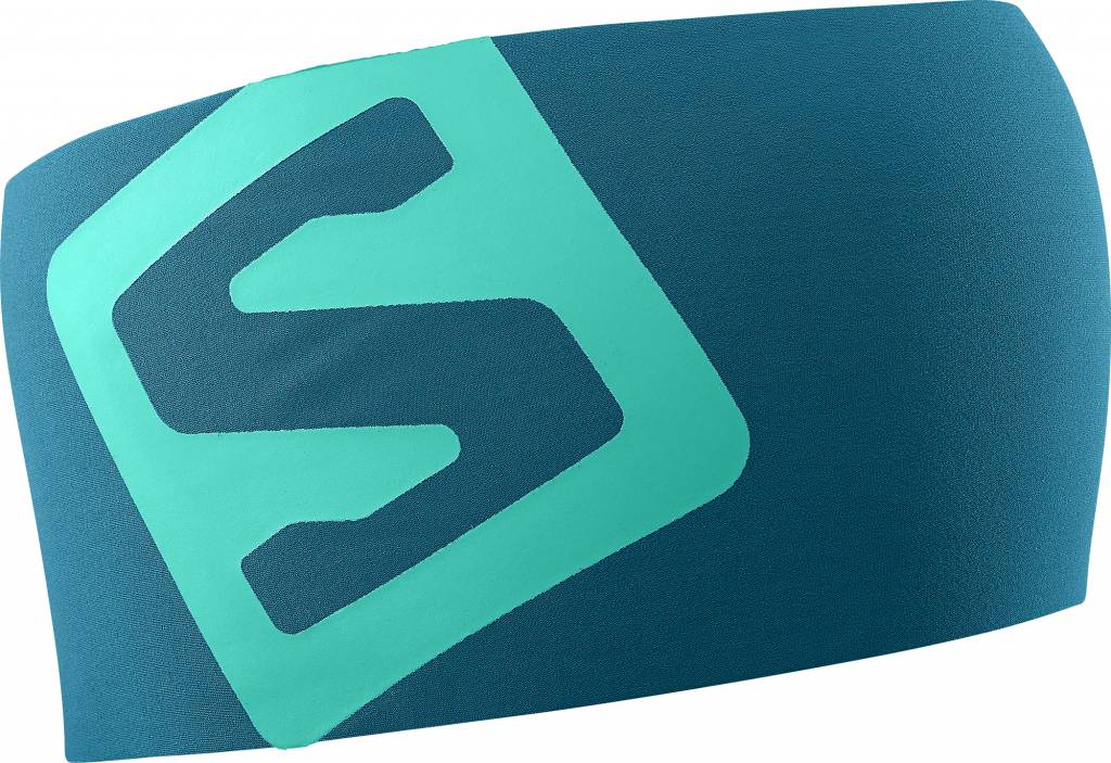 Salomon Salomon RS Pro Headband Deep Lagoon/Waterfall