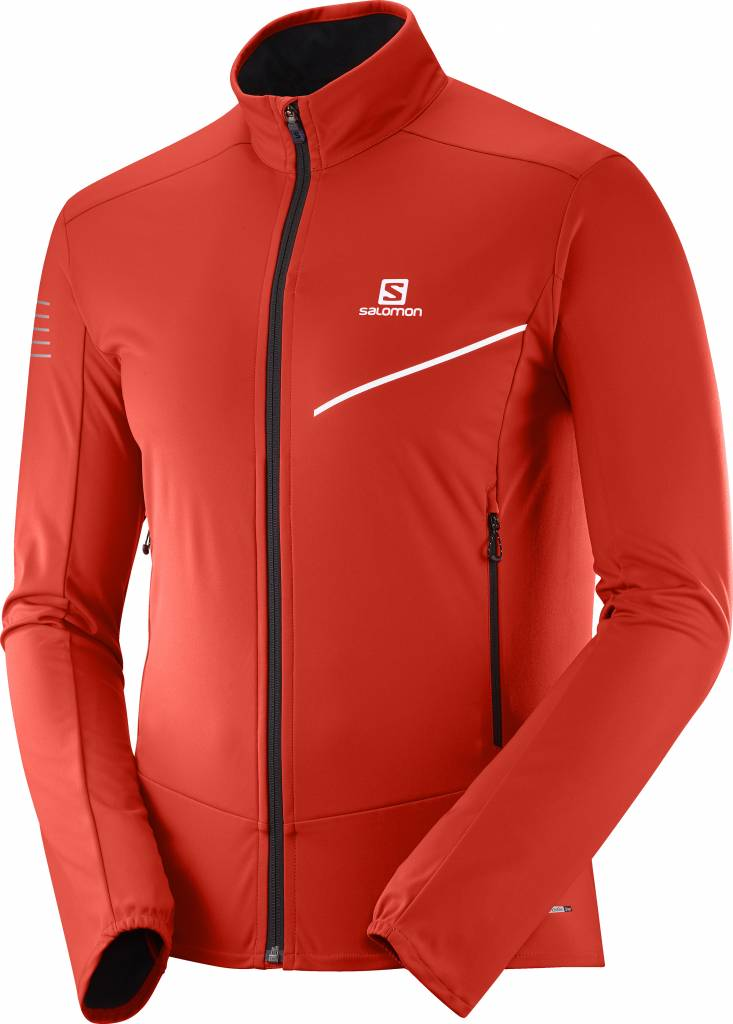 official photos 7aaf9 6271c Salomon Men's RS Softshell Jacket