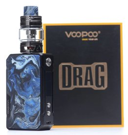 VooPoo Drag Mini Kit 117W Resin Black Frame