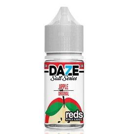 7 Daze Reds Apple Salt Series 30ml
