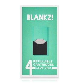 Frisco Vapors 4-Pack Blankz Pods (for Juul)