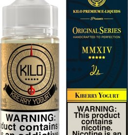 Kilo Kiberry Yogurt 100ml