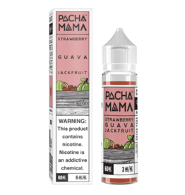 Pacha Mama Strawberry Guava Jackfruit 60ml