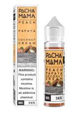 Pacha Mama Peach Papaya Coconut Cream 60ml