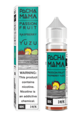 Pacha Mama Passion Fruit Raspberry Yuzu 60ml