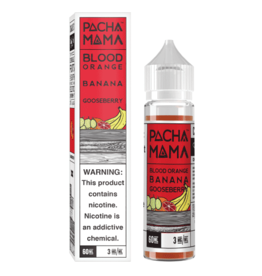 Pacha Mama Blood Orange Banana Gooseberry 60ml