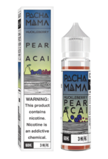 Pacha Mama Huckleberry Pear Acai 60ml