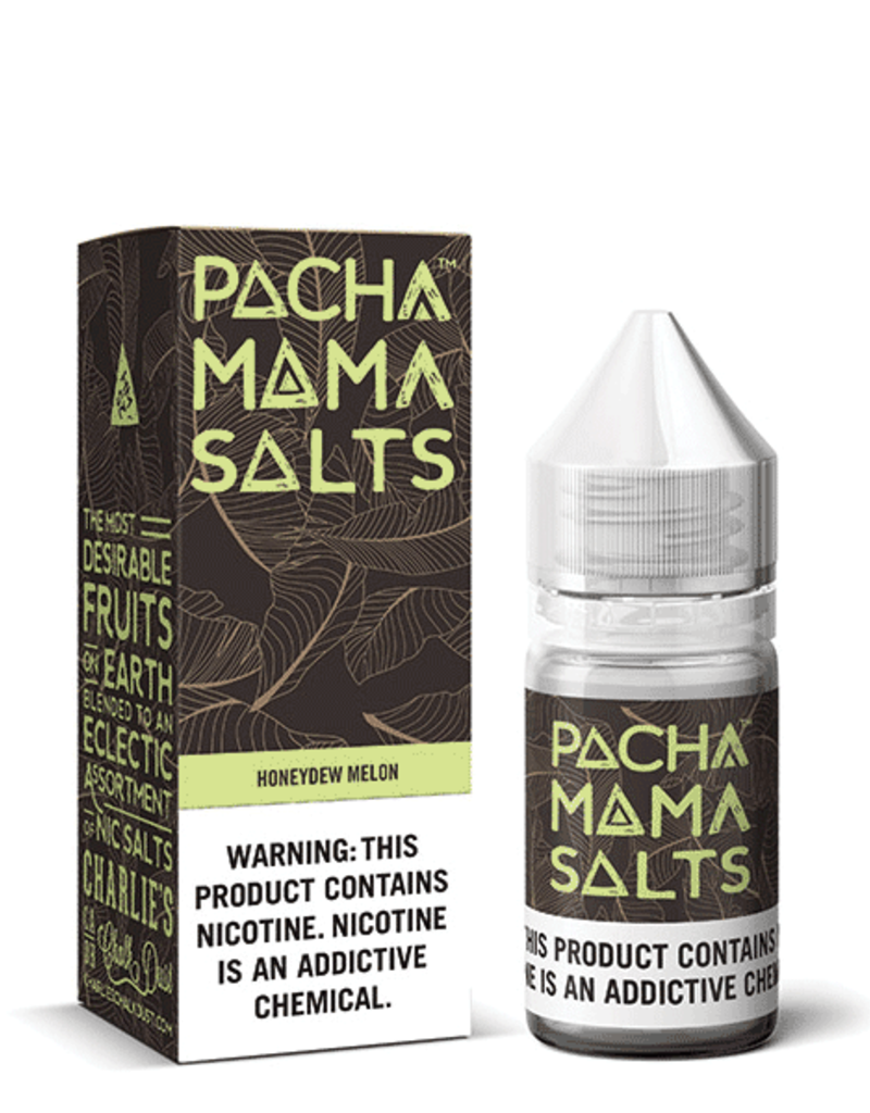 Pacha Mama Honeydew Melon Nic Salt 30ml