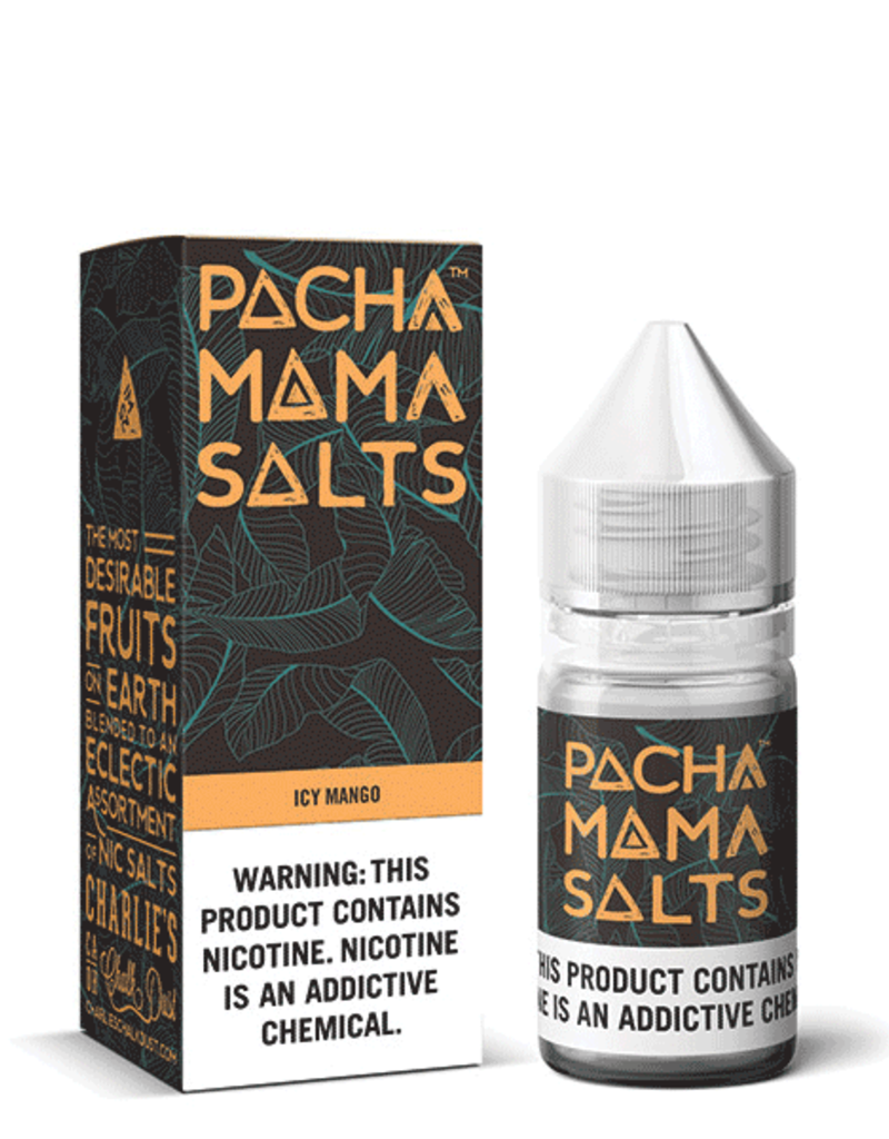 Pacha Mama Icy Mango Nic Salt 30ml