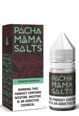 Pacha Mama Strawberry Watermelon Nic Salt 30ml