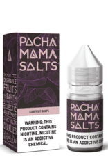 Pacha Mama Starfruit Grape Nic Salt 30ml