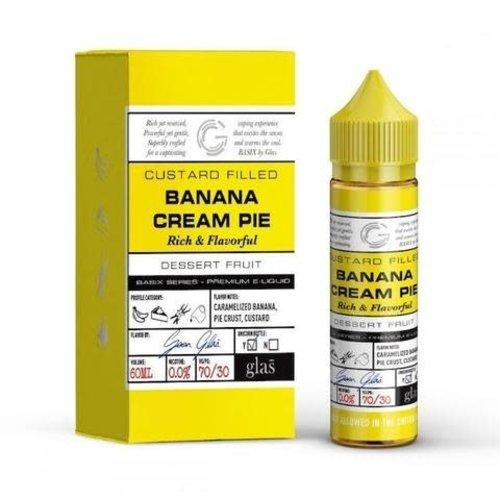 Glas Basix Banana Cream Pie 60ml 06mg