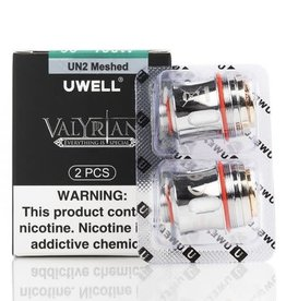 UWELL 2-Pack Valyrian Mesh Coils 0.18ohm