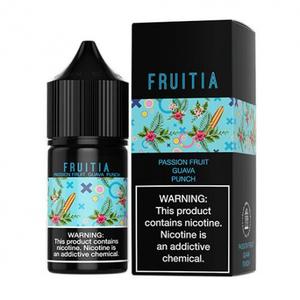 Fruitia Passion Guava Punch Nic Salt 30ml
