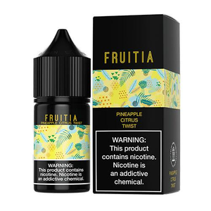 Fruitia Pineapple Citrus Twist Nic Salt 30ml