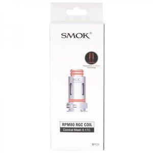 Smok 5 - Pack RGC Conical Mesh Coils