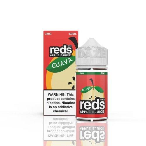 7 Daze Reds Apple Guava 60ml